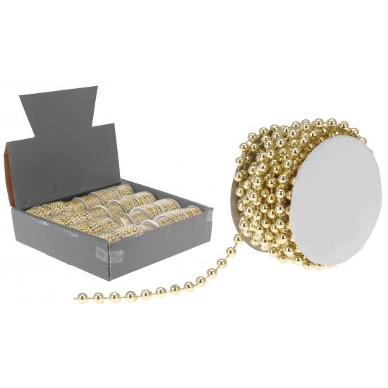 Gouden Kralenslinger 4 Mm Winter winkel kopen