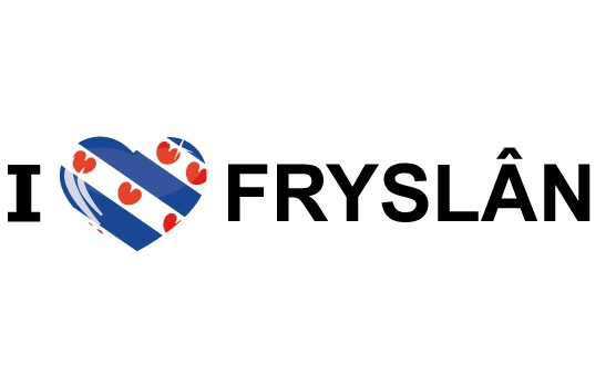I Love Fryslan sticker