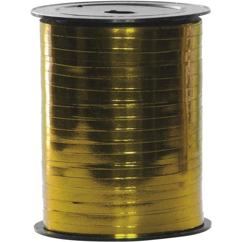 Spoel polyband goud